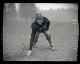 Ray Clapp, football player