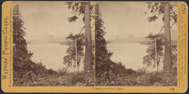 """Castle Rock, Columbia River."" (Stereograph 1246)"