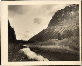 Little Chief Mountain, Glacier National Park