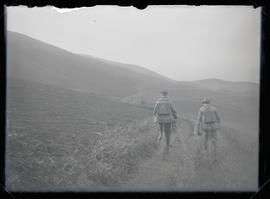 Bohlman and Finley on Bicycles
