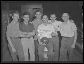 Albina Engine & Machine Works, marine electric bowling team