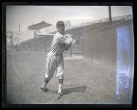 Boraga, baseball player for Hollywood