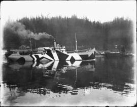 SS Calala, camouflage troop ship