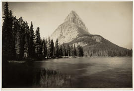 Grinnell Mountain, Lake McDermott, Glacier National Park