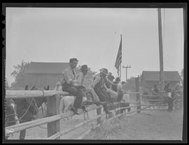 Spectators at St. Paul Rodeo