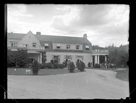 Clubhouse, Waverley Country Club, Portland