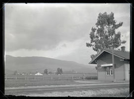 Warm Springs Railroad Station