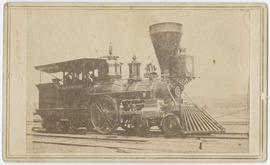 Locomotive J. C. Ainsworth