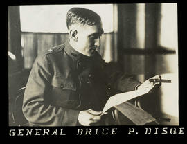 General Brice P. Disque
