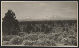 The Three Sisters, Central Oregon Cascades