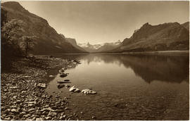 Lake St. Mary, Glacier National Park