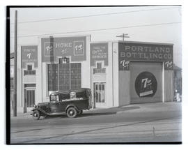 Portland Bottling Company, North Williams Avenue, Portland