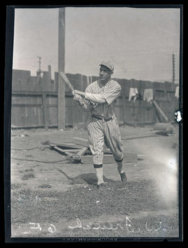 W. French, baseball player