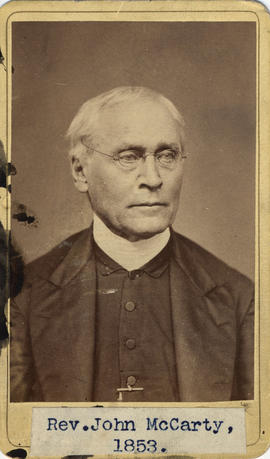 McCarty, Reverend John