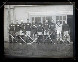 Hockey team, Multnomah Amateur Athletic Club