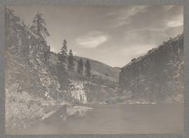 Untitled (Columbia River Scene)