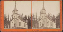 """At Port Gamble, W. T."" (Stereograph 5256)"