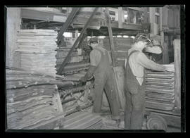 Workers at B. P. John Furniture Corporation