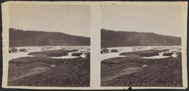 """The Willamette Falls, Oregon."" (Stereograph 1220)"