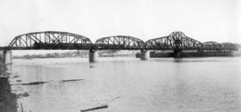 Railroad bridge, Willamette River