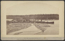 """No. B. 5252. Port Gamble, Puget Sound, W.T."""