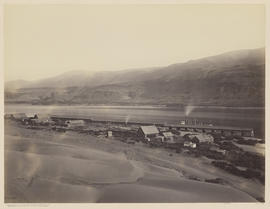 """Celilo. Columbia River."" (Mammoth 459)"