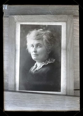 Photograph of Mrs. E. H. Frazelle