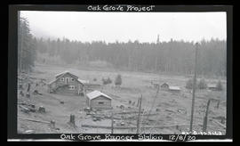 Oak Grove project, Oak Grove ranger station