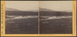 """Upper Cascades, Columbia River."" (Stereograph 1278)"