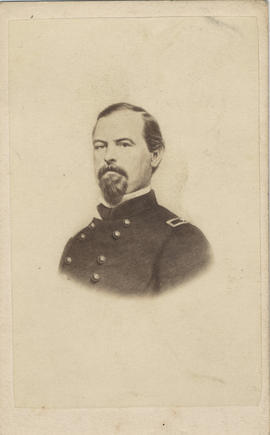 McDowell, General Irvin