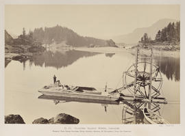 """O.13. Floating Salmon Wheel, Cascades."""