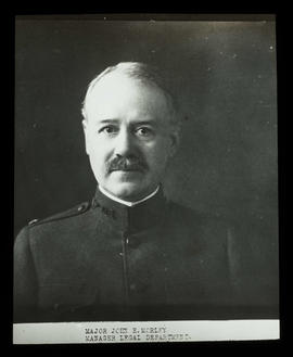 Major John E. Morley