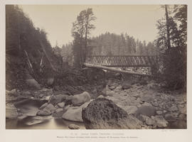 """O.11. Eagle Creek Crossing, Cascades."""