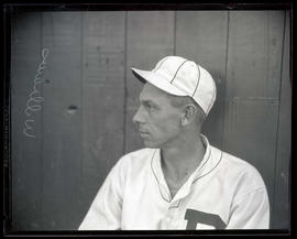 Williams, baseball player for Portland
