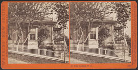 """At Port Gamble, W. T."" (Stereograph 5255)"