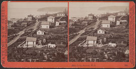 """Bell Town, Seattle, W.T."" (Stereograph 5226)"