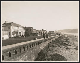 Promenade in Seaside, Oregon