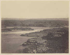 """The Passage of the Dalles. Columbia River."" (Mammoth 454)"