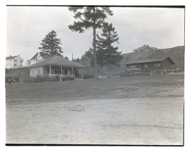 Clubhouse and 19th Hole, Rose City Golf Course, Portland