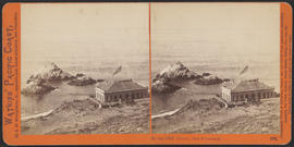 """At the Cliff House, San Francisco."" (Stereograph 777)"
