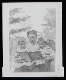 William Jr. and Phoebe Katherine Finley Reading