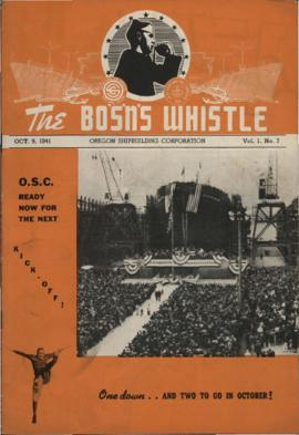 The Bo's'n's Whistle, Volume 01, Number 07