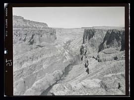 Canyon at Cove Palisades State Park