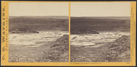 """The Passage of The Dalles, Columbia River."" (Stereograph 1325)"