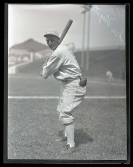 Ira Flagstedt, baseball player