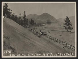 Finishing Station 1515, Carson, Washington