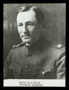 Major W. A. Welch
