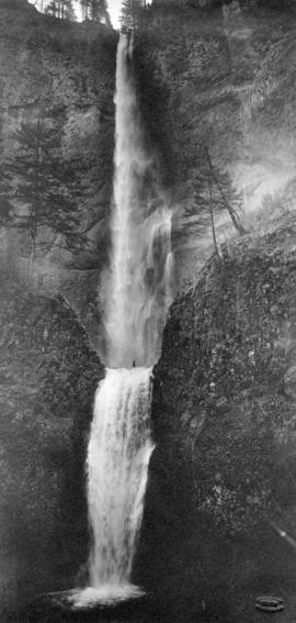 Multnomah Falls, Oregon, 1902