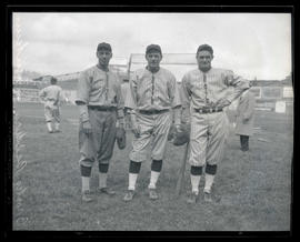 Brooks, Baldwin, and Jenkins, baseball players for Seattle
