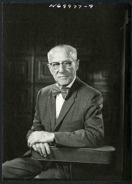 Portrait of Fred G. Meyer